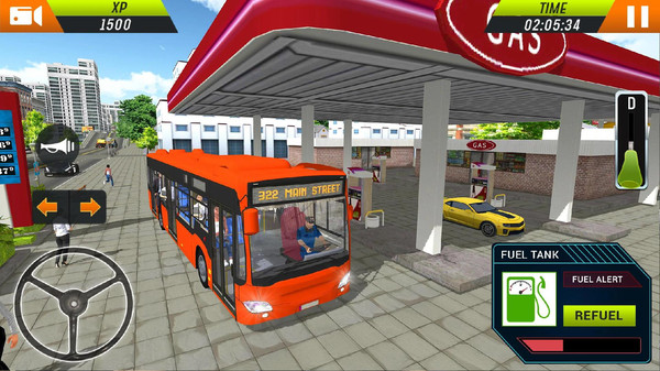 公共巴士模拟器图2
