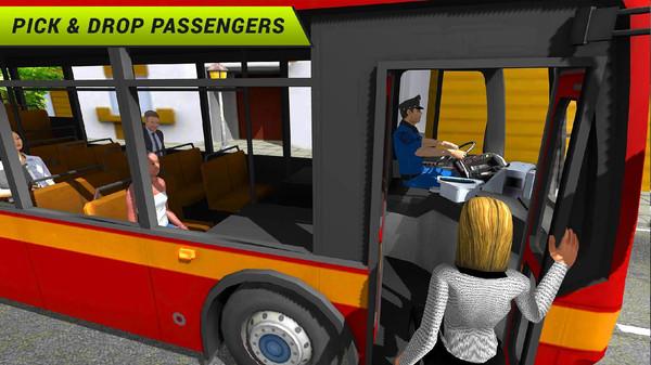 公共巴士模拟器图1