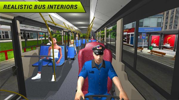 公共巴士模拟器图3