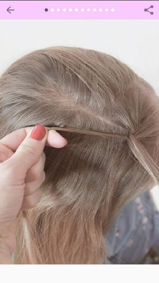 发型女孩图1