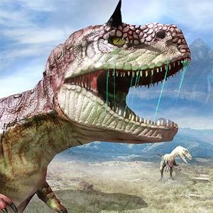 丛林恐龙世界恐龙猎人