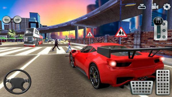 城市停车模拟器图1