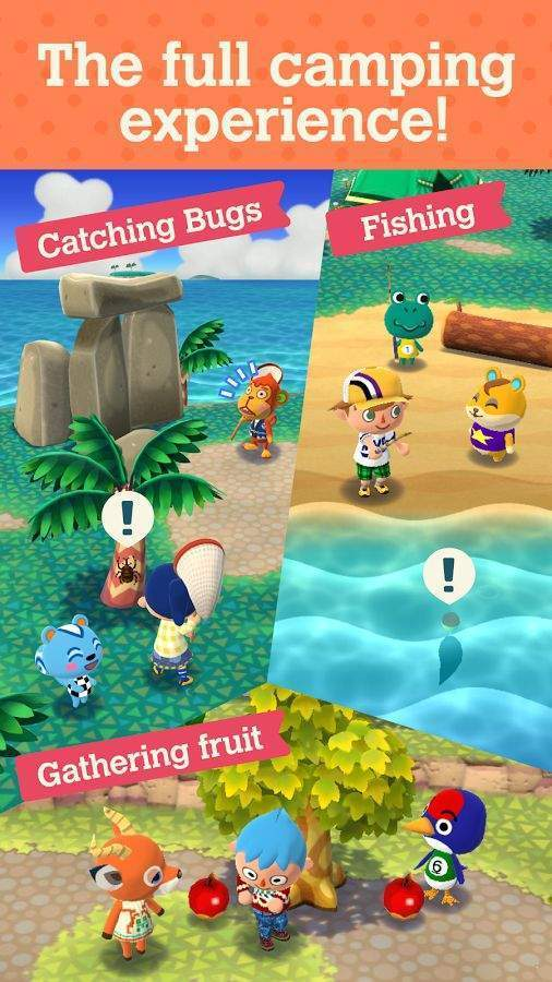 動物之森口袋露營圖2