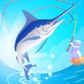 空转钓鱼者