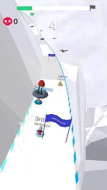 滑雪大競速圖1