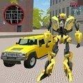 超級黃金機器人