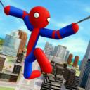 火柴蜘蛛英雄