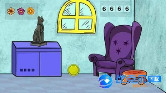 彩色房间逃脱图2