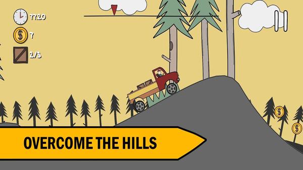 爬山卡车司机图1