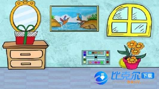 彩色房间逃脱图3