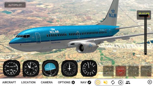 小型飞机模拟器图3