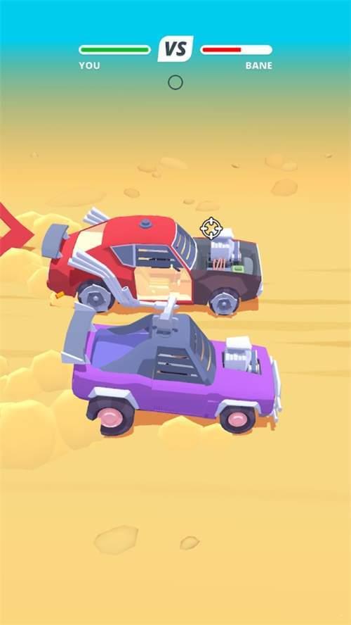 荒原疯狂汽车图1