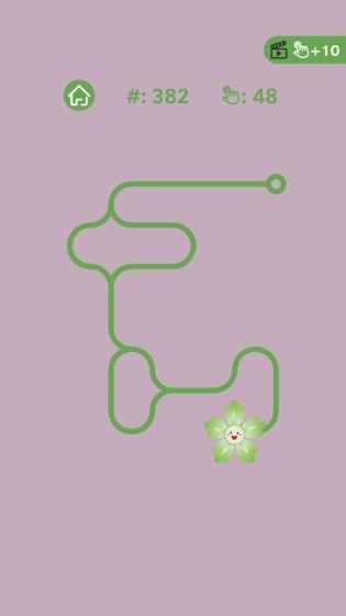 连接花朵图1