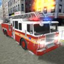 3D消防车