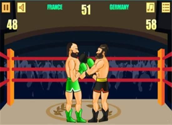 拳擊激戰圖1