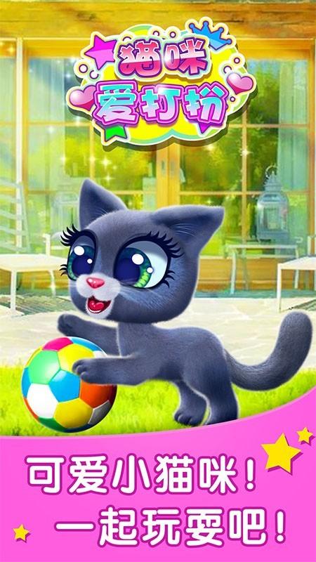 猫咪爱打扮图1