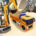 工程卡車駕駛模擬器3D