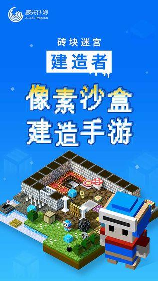 砖块迷宫建造者测试服图1
