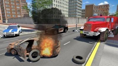 消防卡车模拟器图3