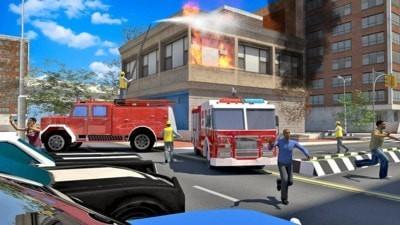 消防卡车模拟器图2