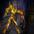 超级机器人VS僵尸功夫大战3D