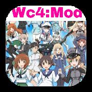 世界征服者4少女与战车mod