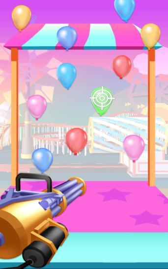 擺攤打氣球紅包版圖2