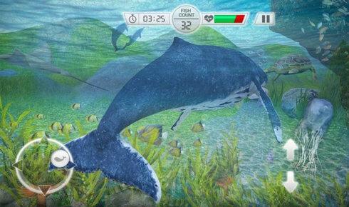 全民养鲸鱼红包版图3