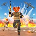 泰迪熊生存射擊