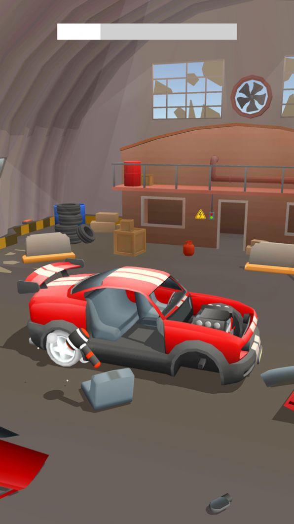破坏汽车图2