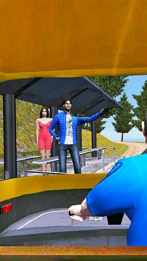 公园汽车模拟器图3