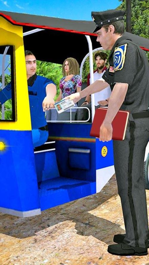 公园汽车模拟器图4