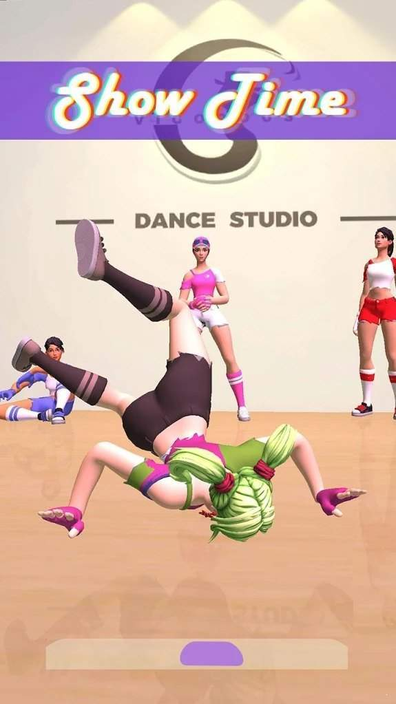 跳舞学校图2