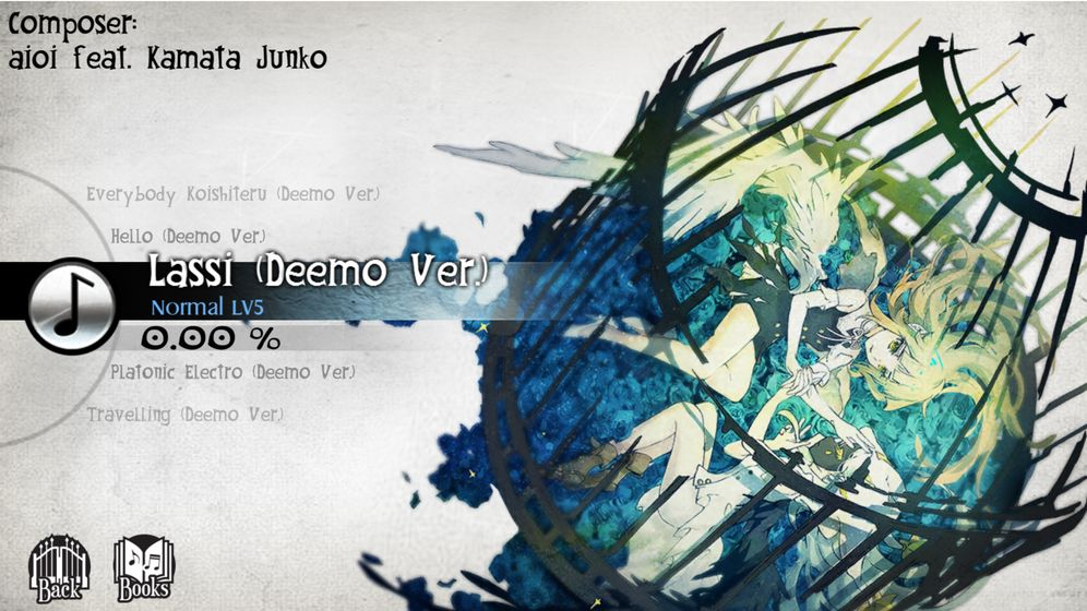 Deemo古树旋律图5
