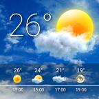 實時在線天氣預報