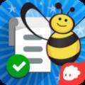 小蜜蜂單詞書