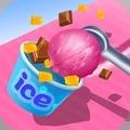 冰淇淋卷3D