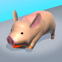 会吃人的猪