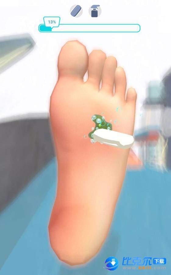 foot clinic图2