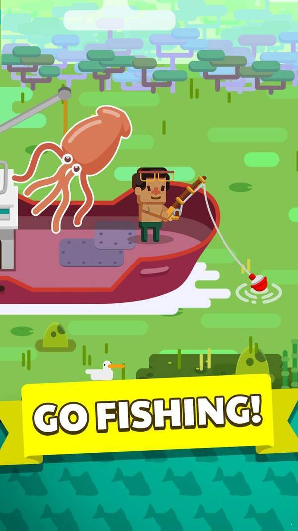 空闲的钓鱼故事图1