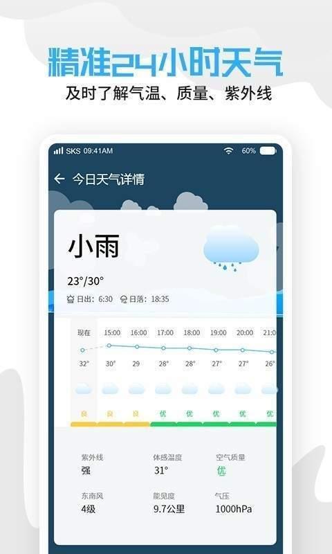 天气老黄历图1