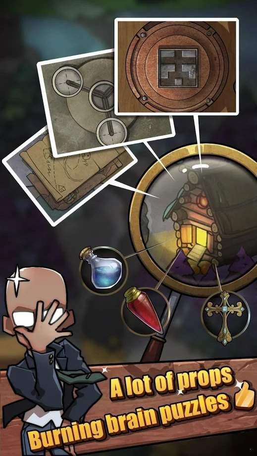 勇者试炼之密室逃脱大作战图4
