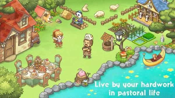 欢迎来到绵羊村图2