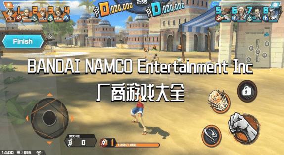BANDAI NAMCO所有游戏大全