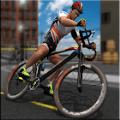 自行车骑士比赛