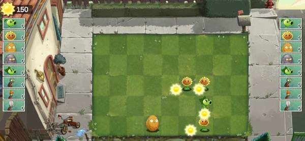 植物大战僵尸双人版图2