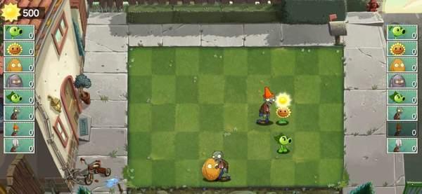 植物大战僵尸双人版图3