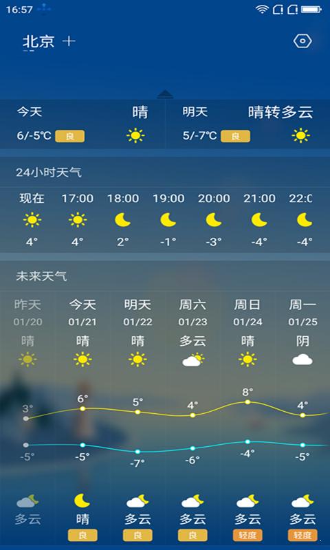 安好天气图3