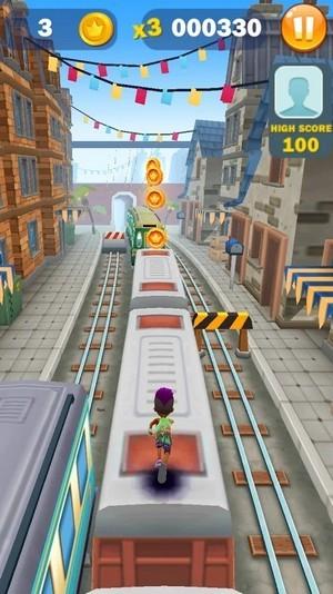 地铁短跑3D图1