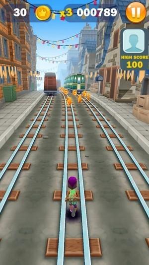 地铁短跑3D图2